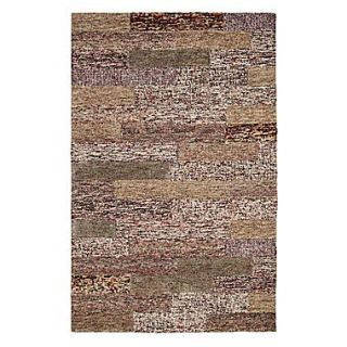 Dynamic Rugs Allure Wine Area Rug; 5 x 8