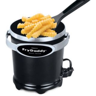 Presto Fry Daddy 4 Cup Electric Deep Fryer