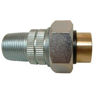 Watts 3/4 in Brass Pipe Fitting