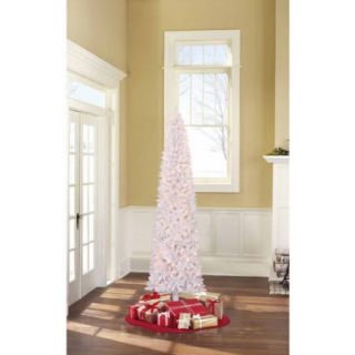 Holiday Time Pre Lit 9' Brinkley Pine Artificial Christmas Tree, Clear Lights