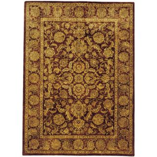 Golden Jaipur Tradition Brown/Red Area Rug by Safavieh