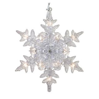 GE 96 Count Clear Mini Christmas Icicle Lights