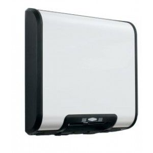 Bobrick B 7120 230V TrimLine Surface Mounted ADA Automatic Hand Dryer, 208 240V AC   White Painted Cover (Open Box Item)