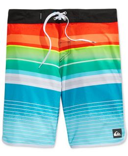 Quiksilver Mens Everyday Stripe Boardshorts   Swimwear   Men