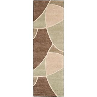 Surya Cosmopolitan COS8893 268 Hand Tufted Rug, 26 x 8 Rectangle