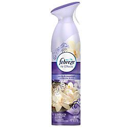 Febreze Air Effects Air Freshener 9.7 Oz. Vanilla Moonlight