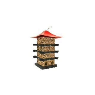Avant Garden Pagoda Wild Bird Feeder DISCONTINUED A04