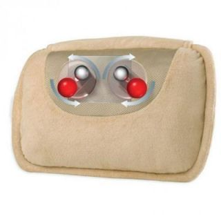 HoMedics Shiatsu Massage Pillow with Heat DISCONTINUED SP 10H