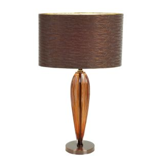Glass Metal Table Lamp   15903485 Great