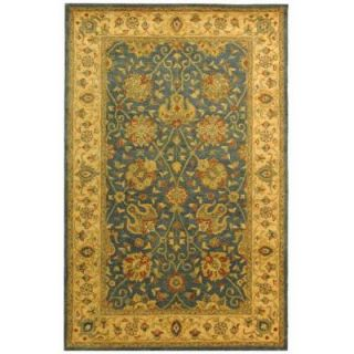 Safavieh Antiquity Blue 5 ft. x 8 ft. Area Rug AT21E 5