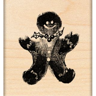 Penny Black Mounted Rubber Stamp 1.75X2 Ginger Treat   15019664