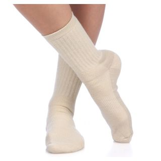 Smart Socks Tan Merino Wool Crew Hiking Socks (Pack of 3)   12504671
