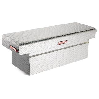 WEATHER GUARD 71.5 in x 20.25 in x 24 in Silver Aluminum Full Size Truck Tool Box