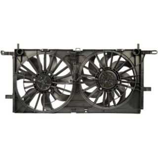 Dorman 620 976 Dual Fan Assembly, Both
