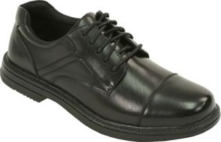 Mens Deer Stags Nu Yorker Oxford   Black    & Exchanges