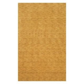 Noble House Ebony Area Rug   Gold