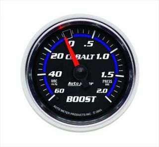 Auto Meter   Cobalt Mechanical Boost/Vacuum Gauge