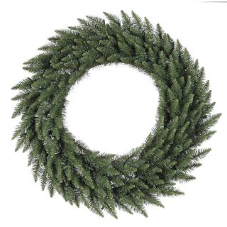 96 in. Camdon Fir Unlit Christmas Wreath   Christmas Wreaths