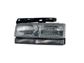 Depo 332 1148R FSUN Right Replacement Headlight For Buick LeSabre Park Avenue