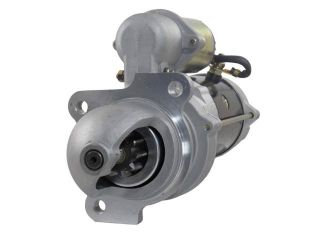 STARTER MOTOR FITS BOBCAT ARTICULATED LOADER 2000 PERKINS 10465349 323 1187 10465401 1113285 1998359 1998360 1109192