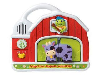 LeapFrog 10110 Fridge Farm Magnetic Animal Set