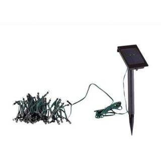Yards & Beyond Solar Powered White LED String Light Set (100 Piece) LS001 W100E2 AA PK1