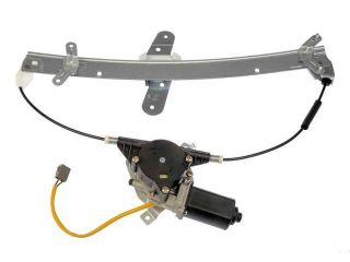 NEW Door Power Window Regulator & Motor Front Left Driver Dorman 741 686