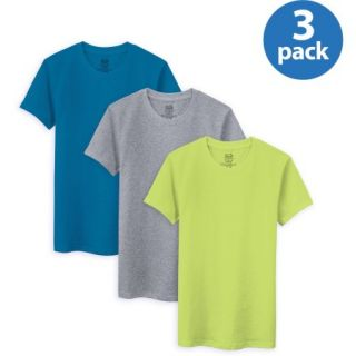 Fruit of the Loom Boys Assorted T shirt, 3 pack