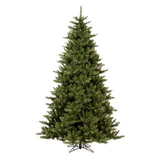 Vickerman 5.5 ft. Camdon Fir Full Pre lit Christmas Tree   Christmas