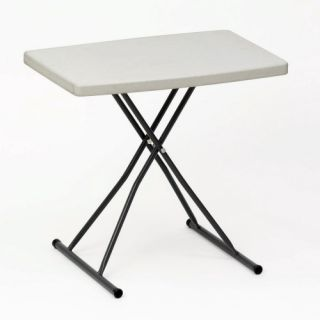 Iceberg 1200 Series 30 x 20 Commercial Grade Personal Table   Folding
