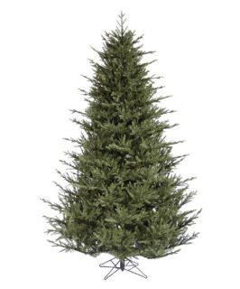 Vickerman Itasca Frasier Full Unlit Christmas Tree   Christmas Trees