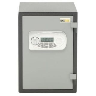 LockState 1 Hour Safe .6 cu. ft. Fire Resistant Electronic Safe LS 50D