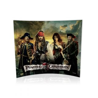 Pirates of the Caribbean On Stranger Tides (Group Collage) Vintage