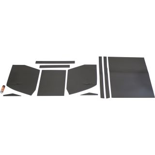 K & M Pre-Cut Cab Foam Kit — For Allis Chalmers, John Deere and Case International Harvester Tractors, Model# 4074  Tractor Cab Foam Interiors
