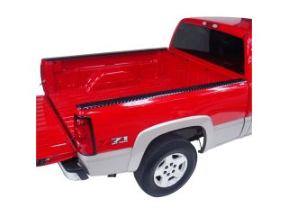21960B Dee Zee Black Aluminum Bed Rail Caps Ford F150 6.5' 2009 2013