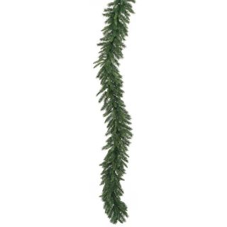 Vickerman 14 in. x 9 ft. Imperial Pine Unlit Garland   Christmas