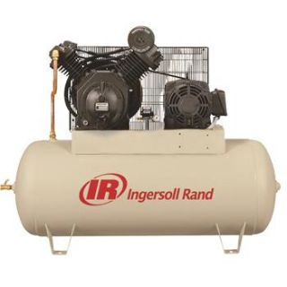 Ingersoll Rand 15 hp Electric Driven Two Stage Air Compressors
