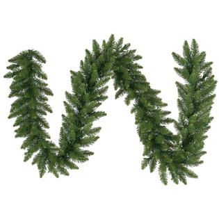Vickerman 9 Camdon Fir Garland   Seasonal   Christmas   Garland