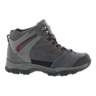 Mens Deer Stags Anchor Hiking Boot Grey   17768094