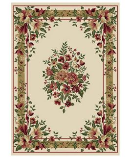 Home Dynamix 11017 Optimum Area Rug   Ivory   Area Rugs